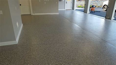 diy epoxy garage floor