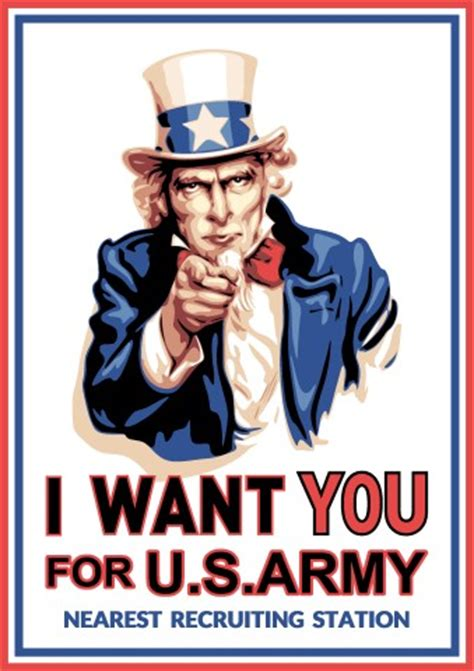 I Want You Template i want you poster template how to make an i want you