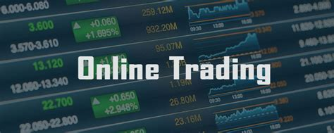 trading on line trading j m securities
