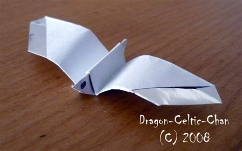 Origami Seagull - origami seagull by celtic chan on deviantart