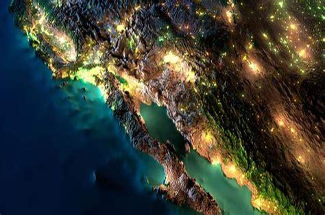 imagenes sorprendentes desde el espacio m 233 xico desde el espacio im 225 genes de la nasa la web del