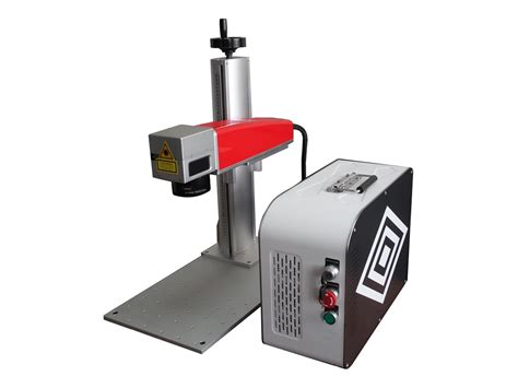 20w Fiber Laser Marking Machine Price by Color Laser Marking Machine With Mopa Fiber Laser Source