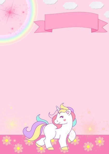 invitation unicorn birthday invitations birthday party