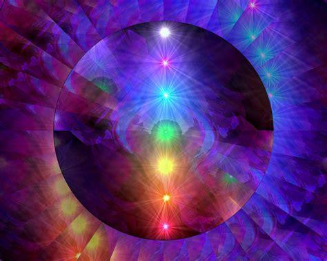healing colors chakra art rainbow decor reiki energy art print quot chakra