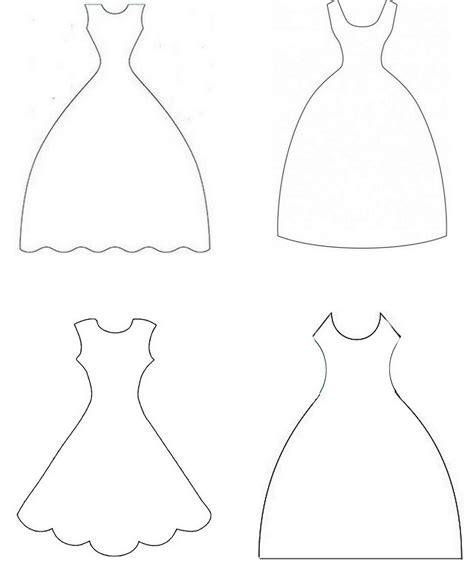 Wedding Dress Card Template by Wedding Dress Templates