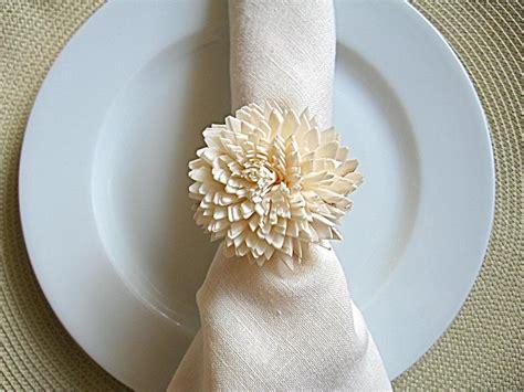 Wedding Napkins by Napkin Rings Arabia Weddings
