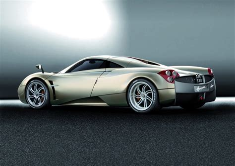 pagani huayra price list