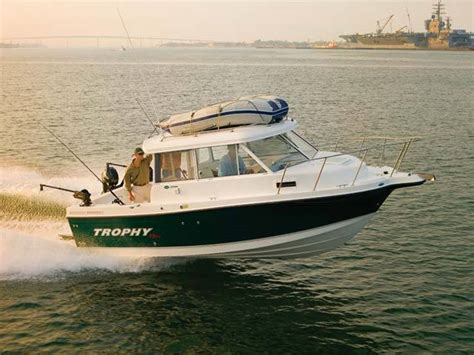 trophy boats new research trophy boats 2359 hard top walkaround boat on