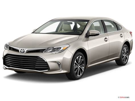 Toyota Auto 2016 Toyota Avalon Pictures Angular Front U S News