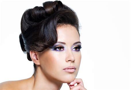 hairstyles haircuts modern and sleek updo hairstyles