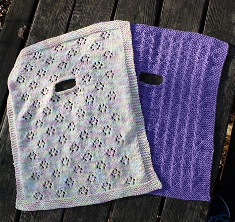 knitted car seat blanket pattern two infant car seat blankets to knit pattern by beth
