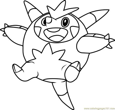 Pokemon Coloring Pages Quilladin | quilladin pokemon www pixshark com images galleries