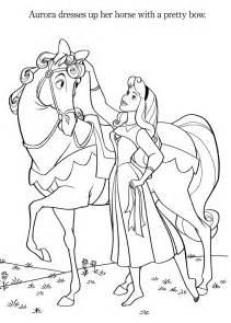 disney princess aurora coloring pages az coloring pages