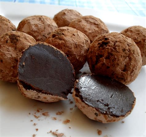 6 Ingredients And Directions Of Chocolate Truffles Receipt by Healthy Recipes Cacao Chunky Nut Truffles My Well