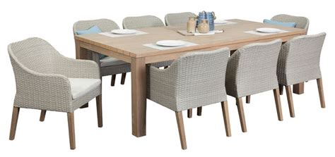 8 seater outdoor dining table richmond 8 seater outdoor dining furniture outdoor