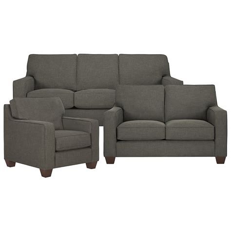 upholstery york city furniture york dk gray fabric sofa