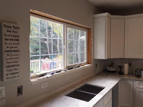 trim for tile backsplash tile backsplash how to handle window trim