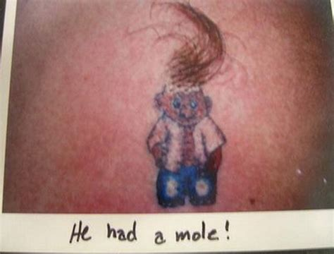 tattoo questions okcupid funniest tattoos ever giraffe guff