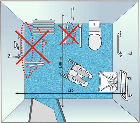 bagno per handicappati bagni per disabili bagni attrezzati accessibli per