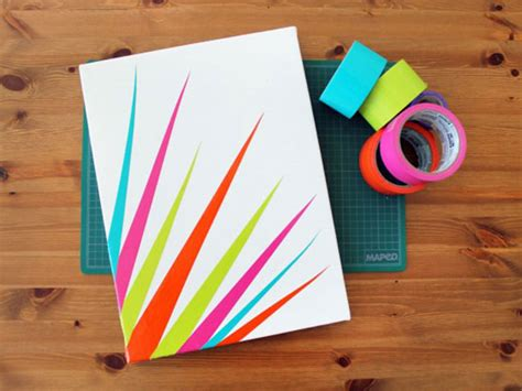 easy diy wall art projects  wont