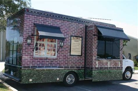 food truck design center on the move adds food truck to their product line mini