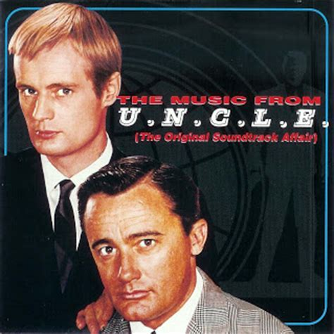 theme song man from uncle tv soundtracks des agents tr 232 s sp 233 ciaux the man from u n