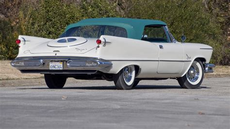 1957 Chrysler Imperial by 1957 Chrysler Imperial Convertible S123 Indy 2011