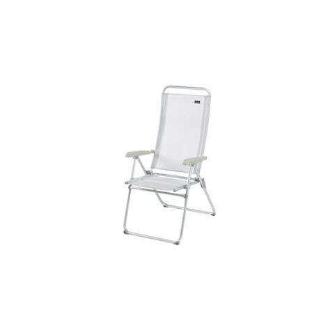 fauteuil trigano fauteuil de cing fauteuil cing alu trigano blanc trigano