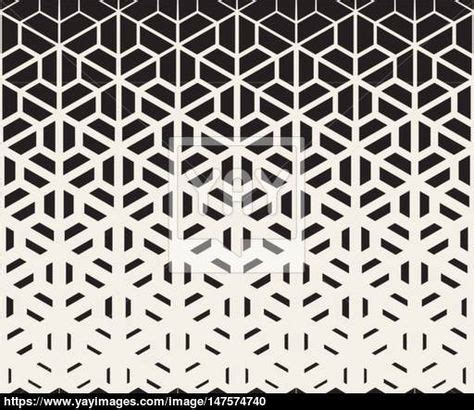 geometric pattern fill corel draw download vector seamless black and white hexagon triangle split