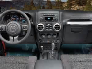 4 Door Jeep Wrangler Interior 2013 Jeep Wrangler Interior Trim Appliques 4 Door