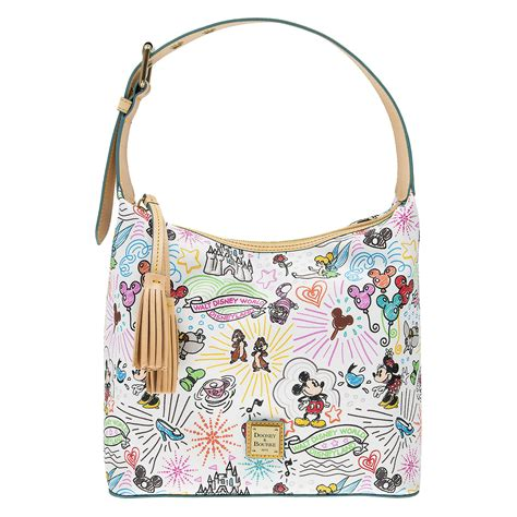 dooney and bourke colorful bag new disney sketch bags from dooney bourke bring colorful