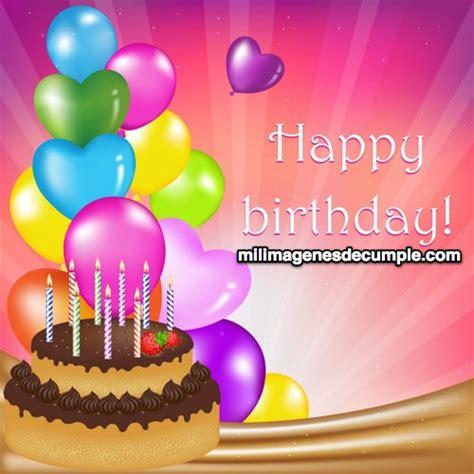 imagenes de happy birthday bonitas im 225 genes de cumplea 241 os infantiles