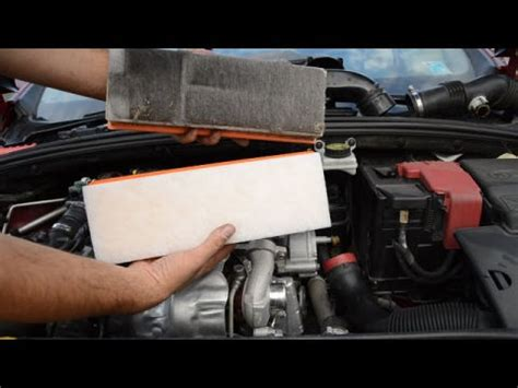 ml  cabin filter replacement video