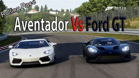 Forza Motorsport 6   DRAG RACE: Ford GT 2017 Vs