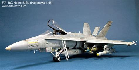 Hasegawa 1 48 07203 F A 18d Hornet Attack 1 48 hasegawa f a 18c f a 18d by le thanh tung