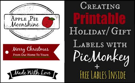 printable moonshine label diy printable labels homemade christmas 10