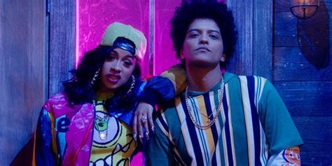 Cardy Lazzy bruno mars and cardi b in quot finesse quot remix
