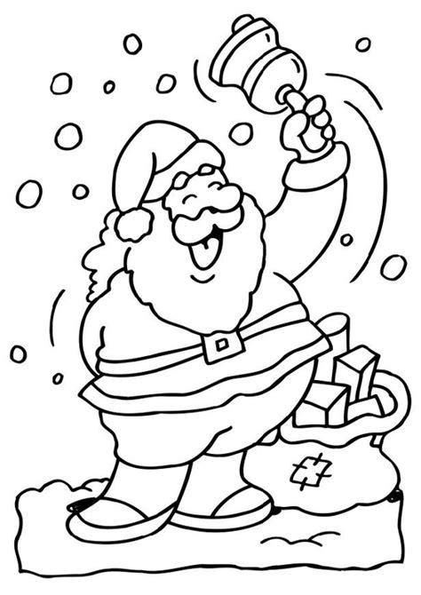 imagenes santa claus para iluminar dibujo para colorear santa claus img 6517