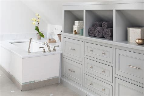 Built In Cabinets Bathroom » Home Design 2017