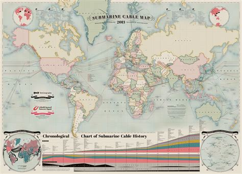 undersea cable map submarine cable map