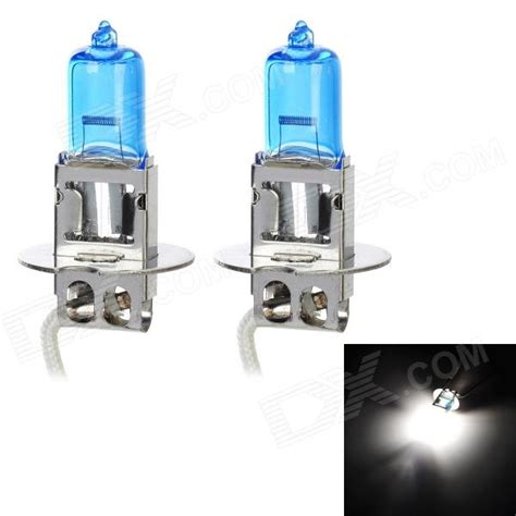 kobo h3 55w 5500k 1500lm white light halogen car