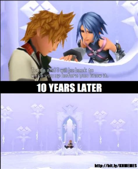 Kingdom Hearts Memes - 17 best images about kingdom hearts and final fantasy