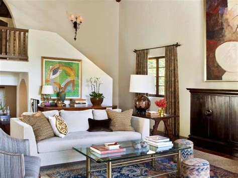 mediterranean living room photos hgtv spanish revival style living room with contemporary