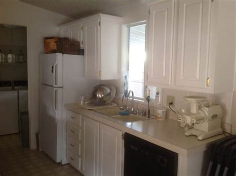 before and after pics mobile home remodel take it from