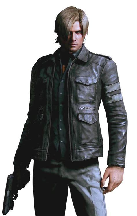 Fashion Korean Korean Fashion Jaket Leather Residen Evil resident evil 6 mens black leather kennedy jacket