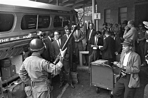 freedom rides american civil rights movement