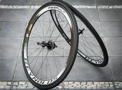 Decal Rims Renolds 5cm assault wheelset review cyclingtips