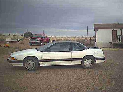 how to fix cars 1989 buick regal user handbook buy used 1989 buick regal custom coupe 2 door 3 1l gran sport in snowflake arizona united