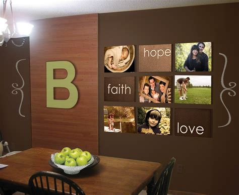 how to decorate a kitchen wall weinda