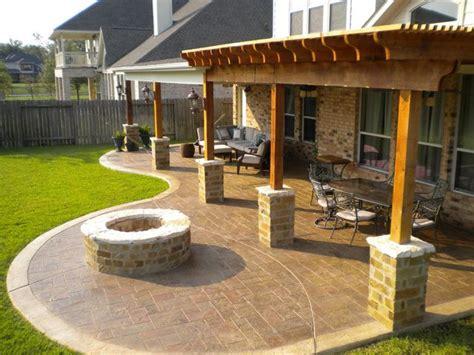 back patio designs best 25 backyard patio ideas on patio patio